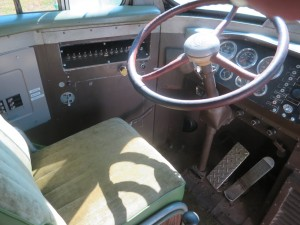 11 Leather-covered steering wheel