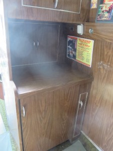 16 Bar & Refrigerator